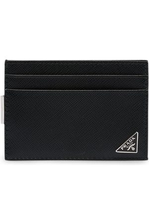 Prada Money clip cardholder
