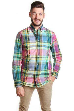 Tommy Hilfiger Pánská košile Madras