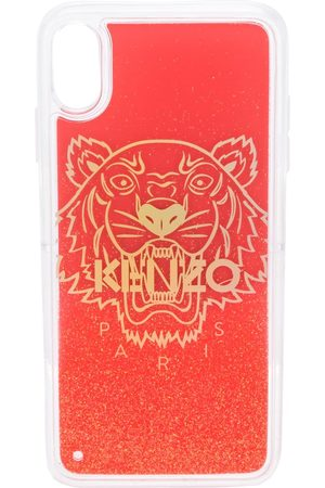 Kenzo Muži Kryty na mobil - Tiger iPhone XS Max case