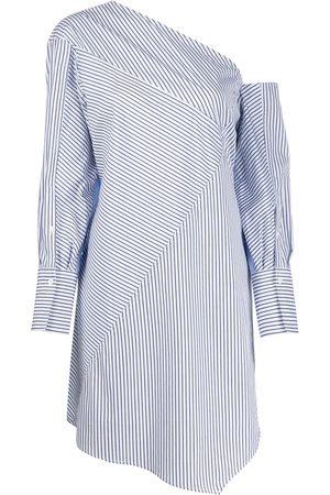 3.1 Phillip Lim Ženy Tunikové šaty - Striped patchwork tunic