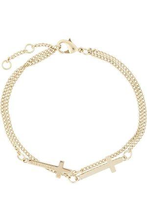 Dsquared2 Double cross bracelet