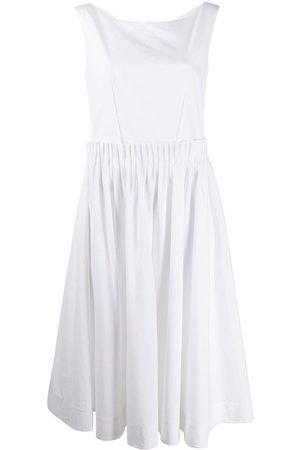 Marni Gathered waist sun dress