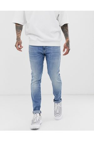 G-Star Muži Skinny - Skinny fit jeans in light aged-Blue