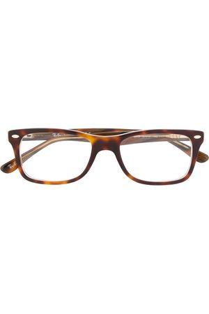 Ray-Ban Tortoiseshell square frame glasses