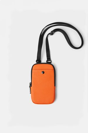 Zara Muži Kryty na mobil - Pouzdro na telefon basic