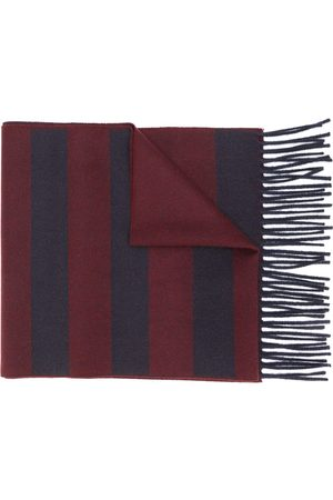 Salvatore Ferragamo Colour block scarf