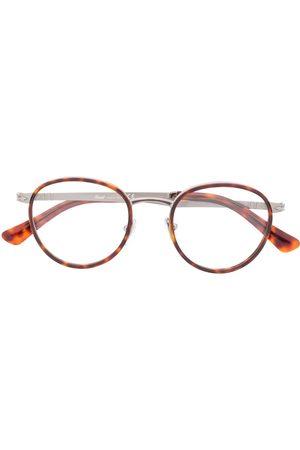 Persol Tortoiseshell round-frame glasses