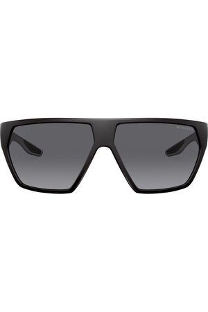 Prada Matte-finished square-frame sunglasses