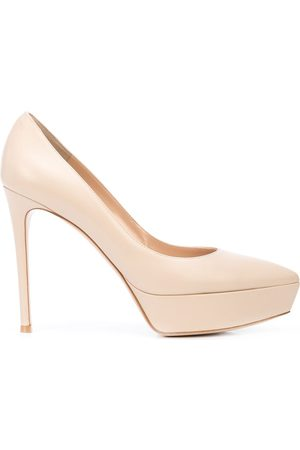 Gianvito Rossi Dasha platform pumps
