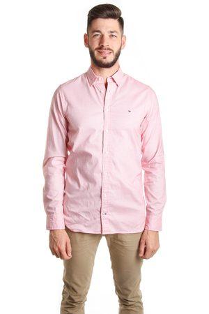 Tommy Hilfiger Muži Košile - Pánská košile s kostkou