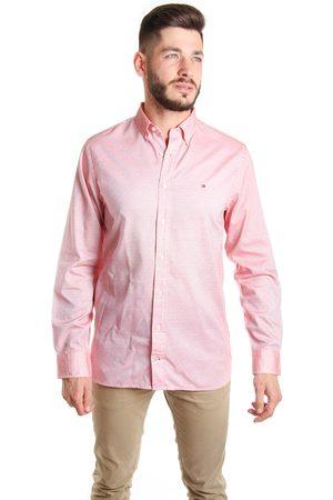 Tommy Hilfiger Muži Košile - Pánská košile s proužkem