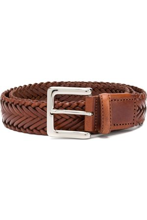 Scarosso Braided casual belt