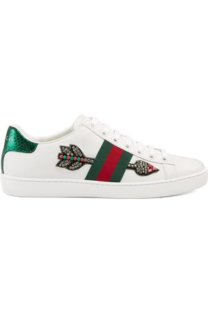 Gucci Ženy Tenisky - Ace embroidered sneakers