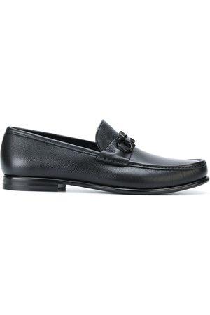 Salvatore Ferragamo Gancini horsebit loafers