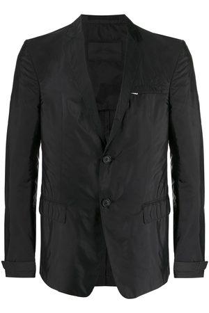 Prada Nylon single-breasted blazer