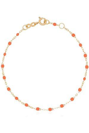 GIGI CLOZEAU Ženy Náramky - 18kt yellow gold and orange beaded bracelet
