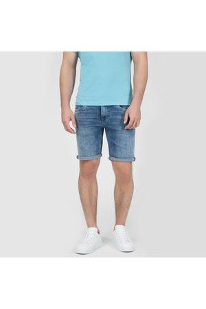 Pepe Jeans Muži Šortky - Pánské džínové šortky Hatch