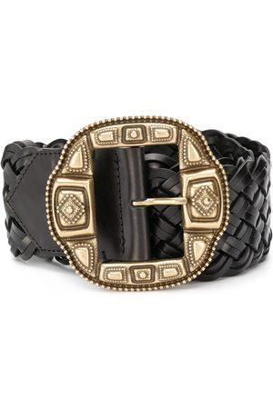Etro Wide woven belt