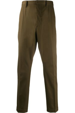 Dsquared2 Tapered twill trousers