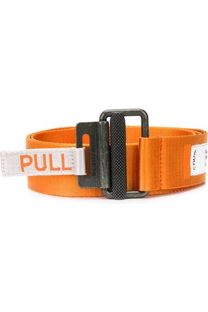 Heron Preston Jacquard tape belt
