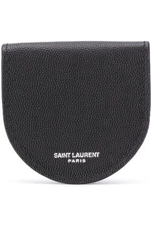 Saint Laurent Muži Peněženky - Logo coin purse