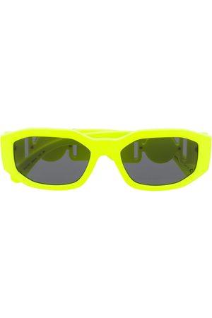 VERSACE Oval frame sunglasses