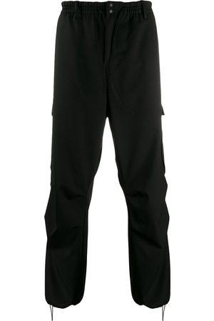 Y-3 CL plain cargo trousers