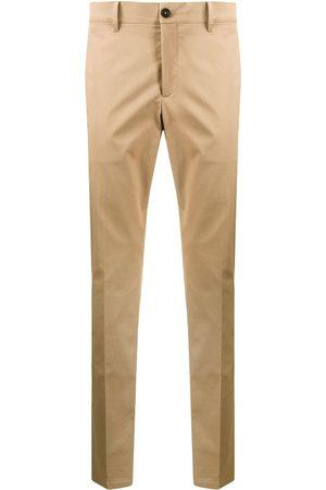 Prada Creased chino trousers