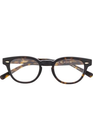 EYEVAN7285 Webb oval frame sunglasses