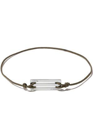 Le Gramme Cord bracelet 25/10g