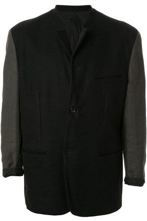 Comme des Garçons Contrasting sleeves jacket
