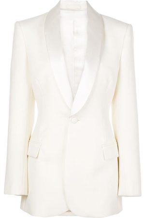 WARDROBE.NYC Release shawl lapel blazer