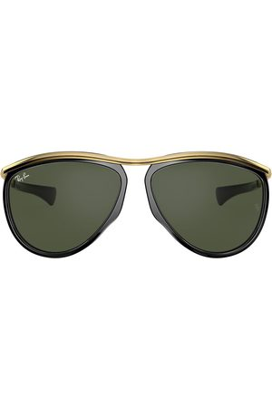 Ray-Ban Olympian aviator sunglasses