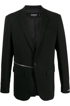 Dsquared2 Zip detailed blazer