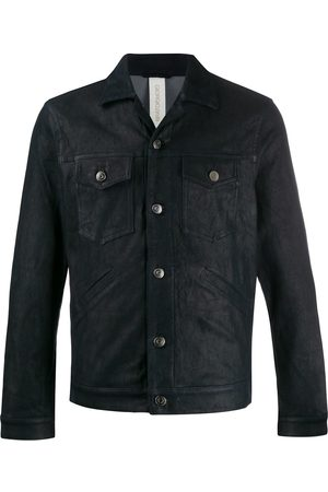 GIORGIO BRATO Grass Night leather jacket