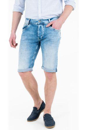 Pepe Jeans Pánské džínové šortky Spike