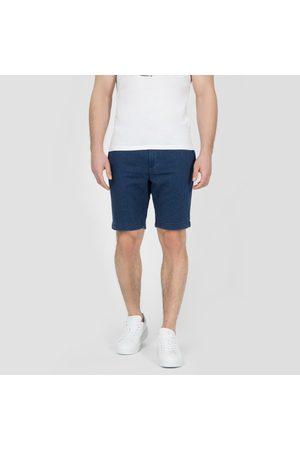 Pepe Jeans Pánské modré šortky Keys