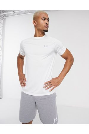 Under Armour Tech 2.0 t-shirt in white