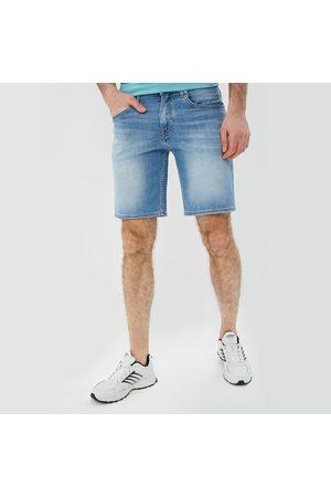 Tommy Hilfiger Muži Šortky - Pánské světle modré džínové šortky