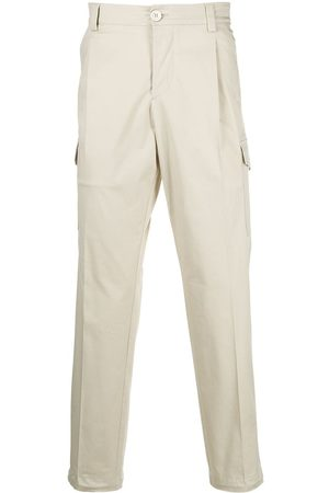 Prada Cropped cargo trousers