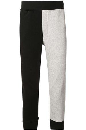 Blackbarrett Colour-block track pants