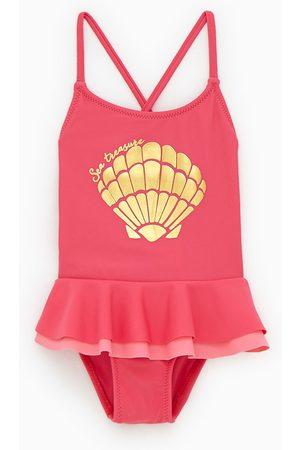 063ded8b35 Nakupujte dívčí jednodílné plavky značky Zara Online
