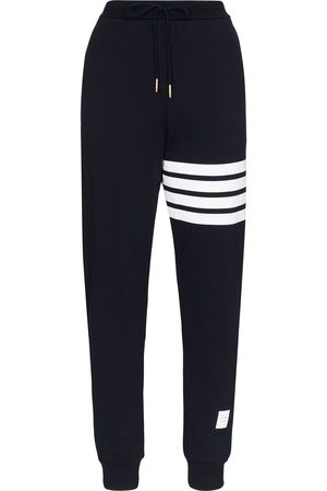 Thom Browne 4-bar classic cotton sweatpants