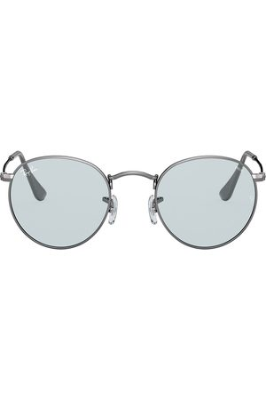 Ray-Ban Round Metal tinted sunglasses
