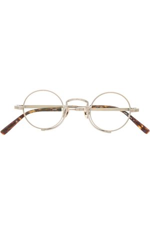MATSUDA Oval frame glasses
