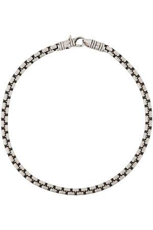 TOM WOOD Chain link bracelet