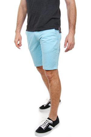 Pepe Jeans Pánské světle modré šortky Blackburn