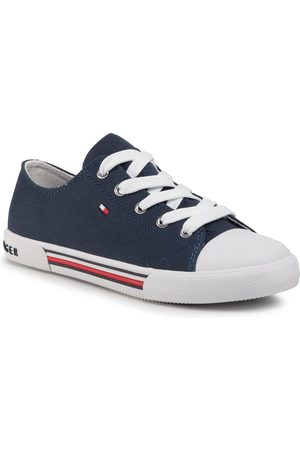 Tommy Hilfiger Low Cut Lace-Up Sneaker T3X4-30692-0890 S