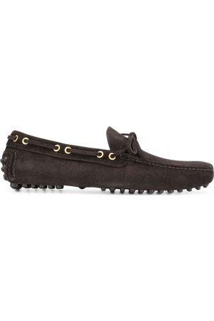 CAR SHOE Muži Nazouváky - Laced suede loafers