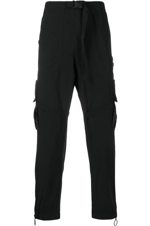 OFF-WHITE Straight-leg cargo trousers